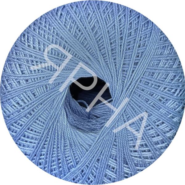Yarn Filo di scozia 12 Titan Wool #    285 [васильковый]