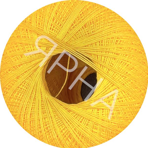 Yarn Filo di scozia 12 Titan Wool #   1167 [ярко желтый]