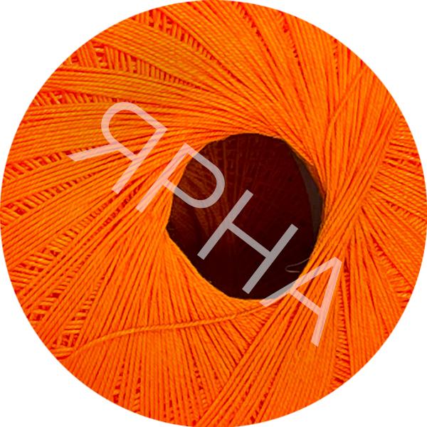 Yarn Filo di scozia 12 Titan Wool #    165 [оранж]