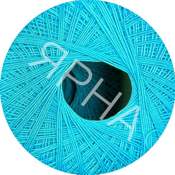 Yarn Filo di scozia 12 Titan Wool #    174 [бирюза]