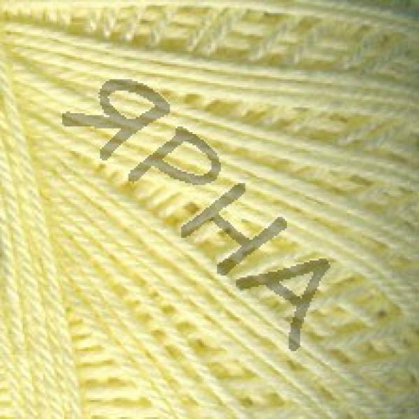 Yarn Filo di scozia 12 Titan Wool #    161 [св.желтый]