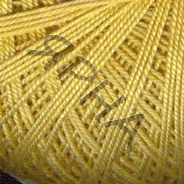 Yarn Filo di scozia 12 Titan Wool #    265 [мимоза]