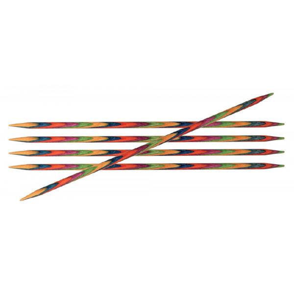 Спицы Сп нос дерево 20111/5.0-20 Symfonie KnitPro