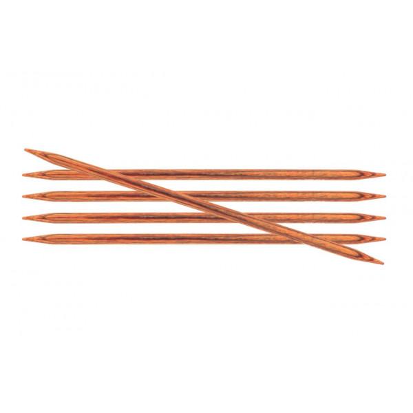 Спицы Сп нос дерево 31010/4.5-15 Ginger KnitPro