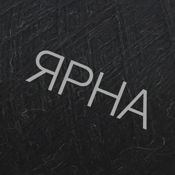 Альпака /Alpaca Leader 49153 черный PECCI FILATI 258