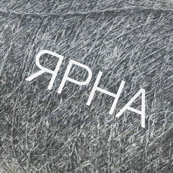 Пряжа на конусах Альпака /Alpaca Leader PECCI FILATI 258 #    412 [седой]