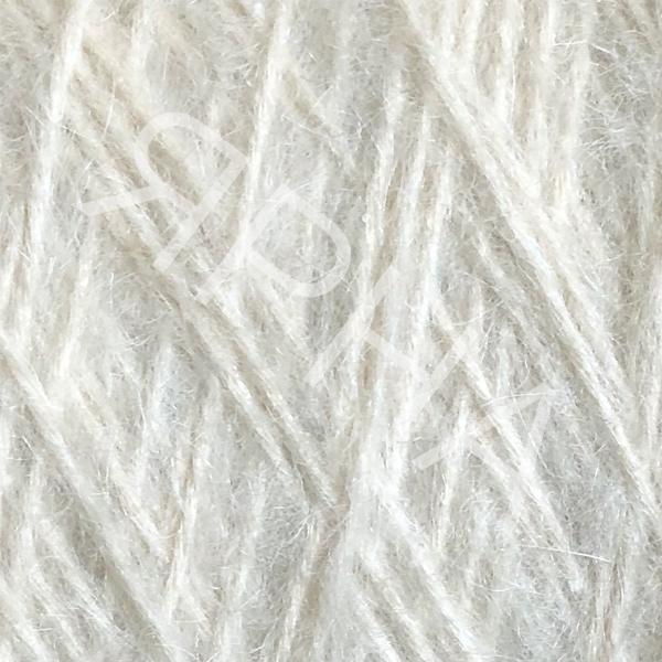Пряжа на конусах Супер кид с шелком Нина/Nina INDUSTRIA FILATI #   1669 [молоко]