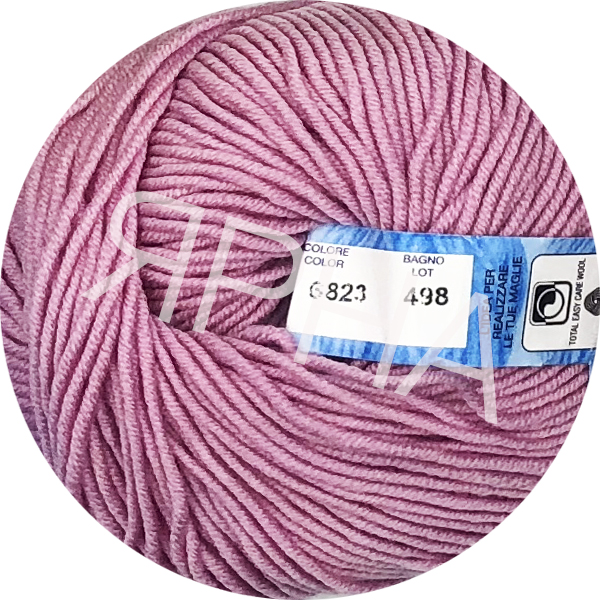 Yarn Full Ярна/ВВВ #   6823 [розовый]