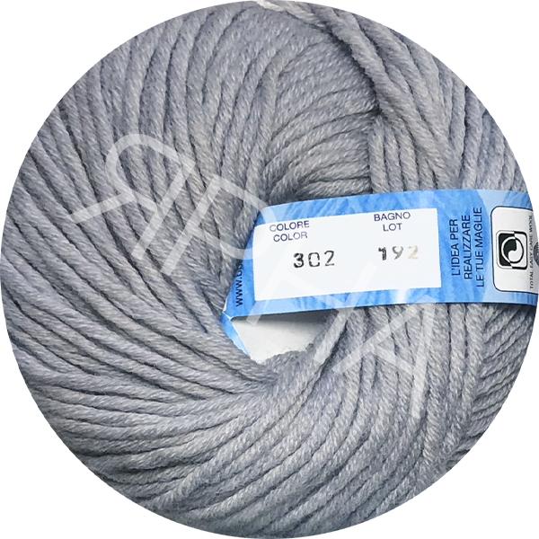 Yarn Full Ярна/ВВВ #    302 [св.серый]