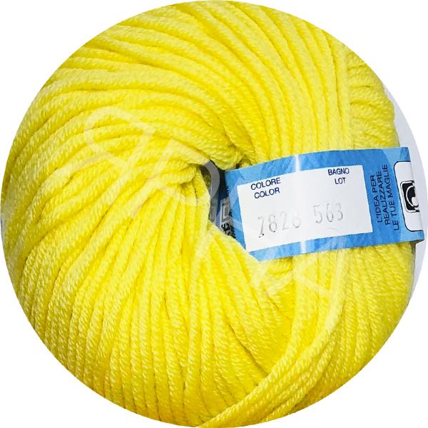 Yarn Full Ярна/ВВВ #   7828 [ярко желтый]