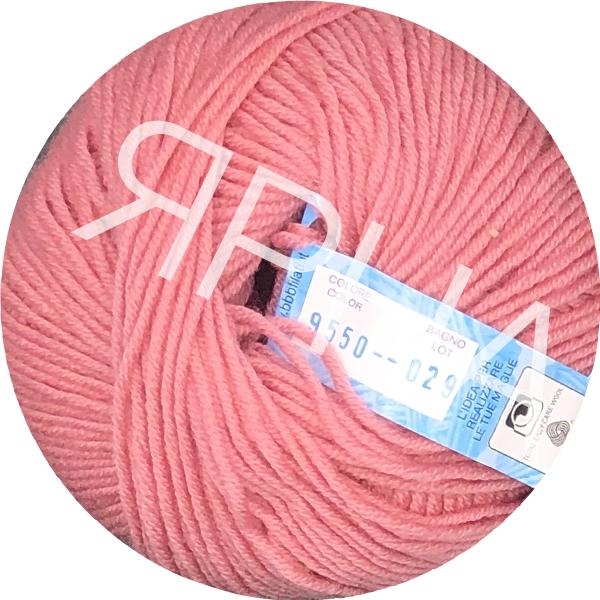 Yarn Full Ярна/ВВВ #   9550 [пыльн.роза]