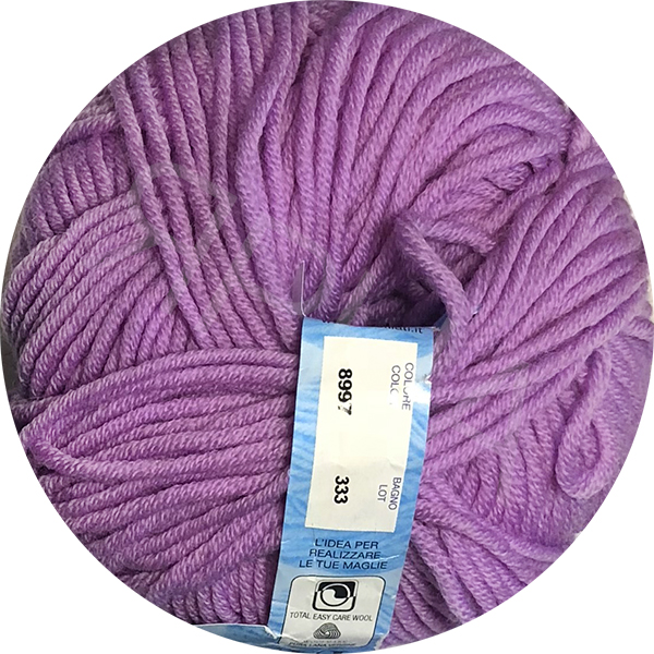 Yarn Full Ярна/ВВВ #   8997 [сирень]