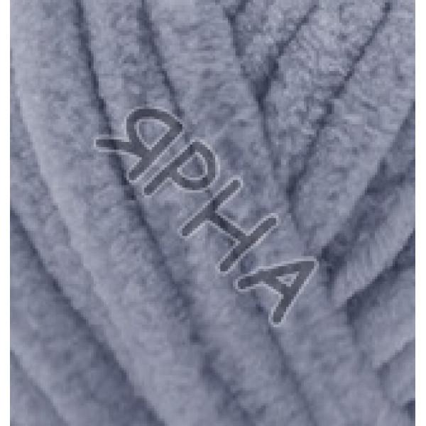 Веллуто 87 серый Alize (Ализе)