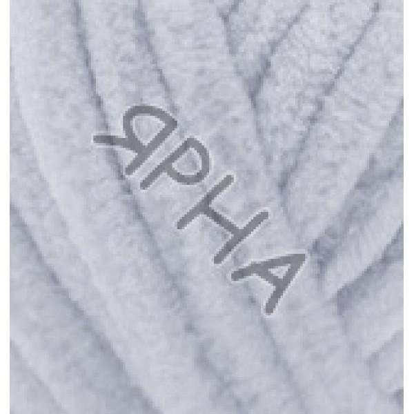 Веллуто 416 серый Alize (Ализе)