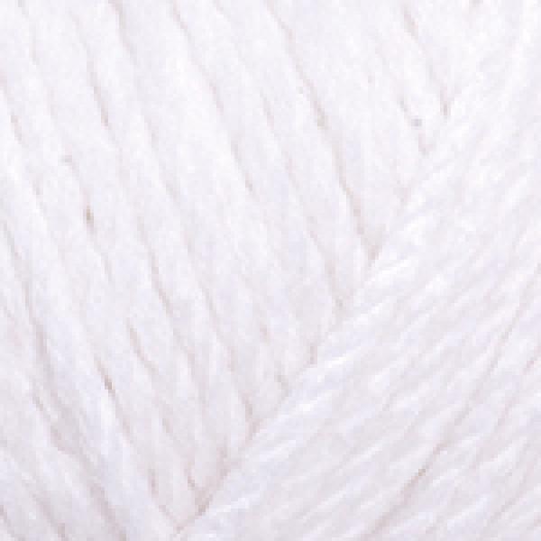 Пряжа Милано YarnArt (РАМ) #    851 [белый]
