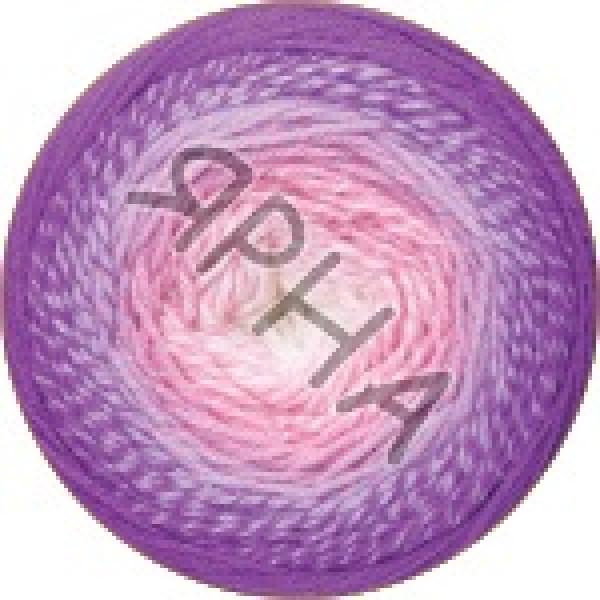 Фловерс мерино 531 сирен-розовый YarnArt (РАМ)