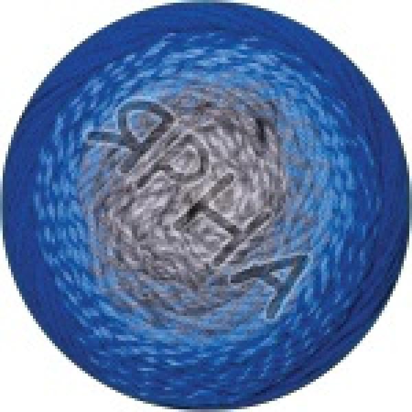 Фловерс мерино 534 сине-голубой YarnArt (РАМ)