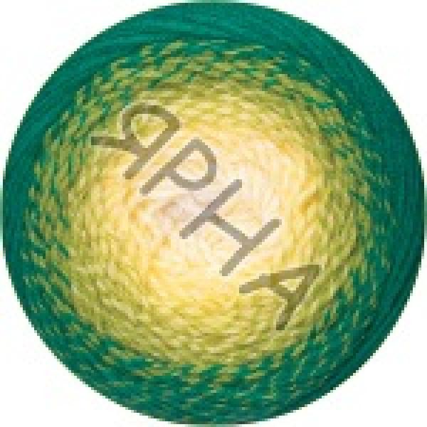 Фловерс мерино 538 трава+желтый YarnArt (РАМ)
