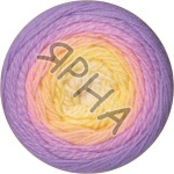 Фловерс мерино 545 сирен-желтый YarnArt (РАМ)