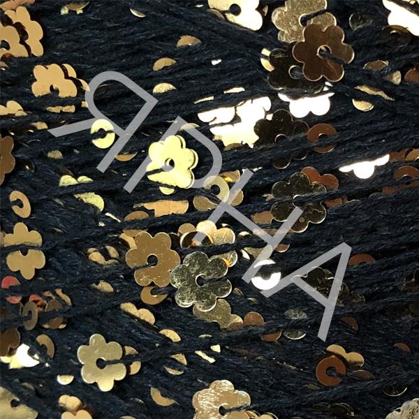 Пайетки Королевские конус 19 цветочки Китай
