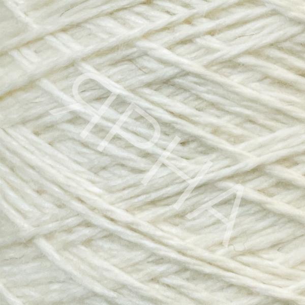 Меринос с шелком Tuxedo 3/600  белый Ecafil