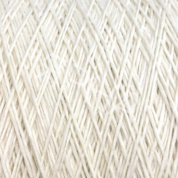 Кашемир конус 4600 100008 натуральный белый BIAGIOLI MODESTO