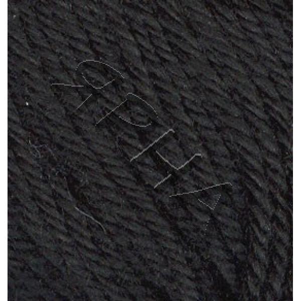 Мерино Лайт #   2622 [черный]