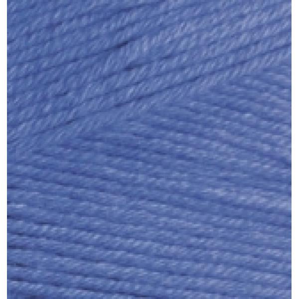 Пряжа в мотках Белла 100 Alize (Ализе) #    333 [синий]