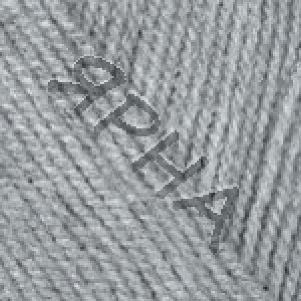 Пряжа в мотках Супер перле YarnArt (РАМ) #    804 [св.серый]