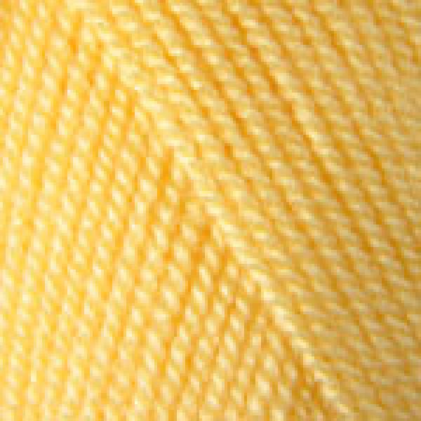Пряжа в мотках Супер перле YarnArt (РАМ) #    216 [желтый]