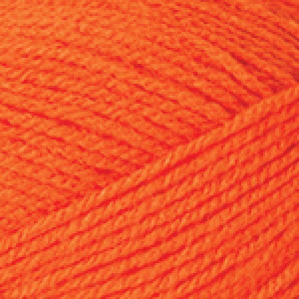 Пряжа в мотках Супер перле YarnArt (РАМ) #   8279 [оранжевый]