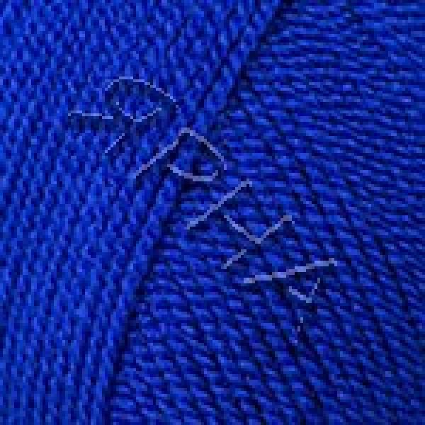 Пряжа в мотках Супер перле YarnArt (РАМ) #     64 [синий]