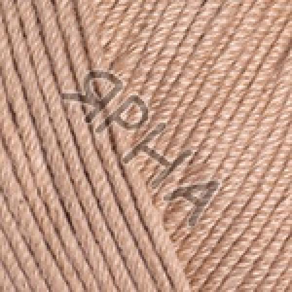 Пряжа в мотках Беби коттон  YarnArt (РАМ) #    405 [беж]