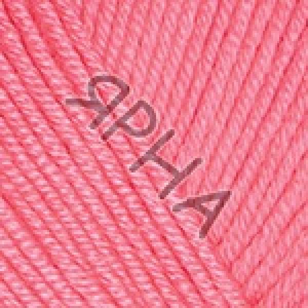 Пряжа в мотках Беби коттон  YarnArt (РАМ) #    420 [коралл]