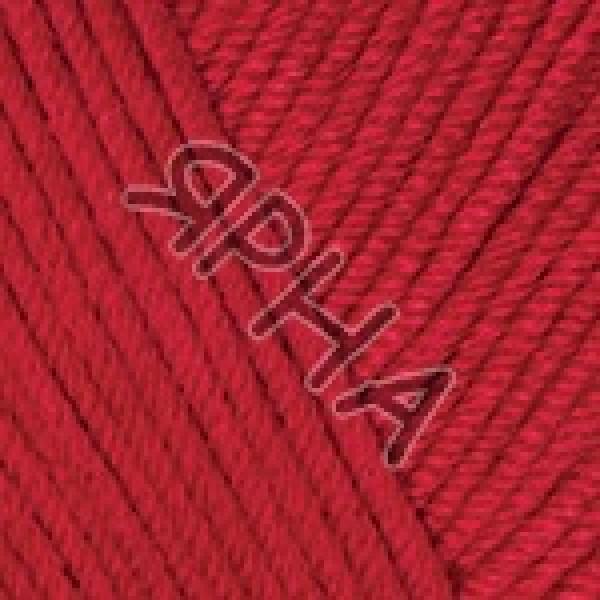 Пряжа в мотках Беби коттон  YarnArt (РАМ) #    427 [красный]