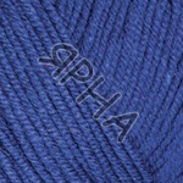 Пряжа в мотках Беби коттон  YarnArt (РАМ) #    456 [синий]