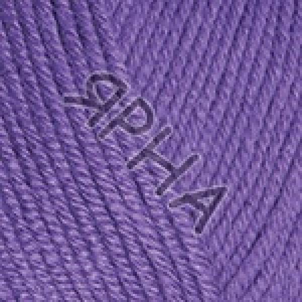Пряжа в мотках Беби коттон  YarnArt (РАМ) #    455 [фиолетовый]