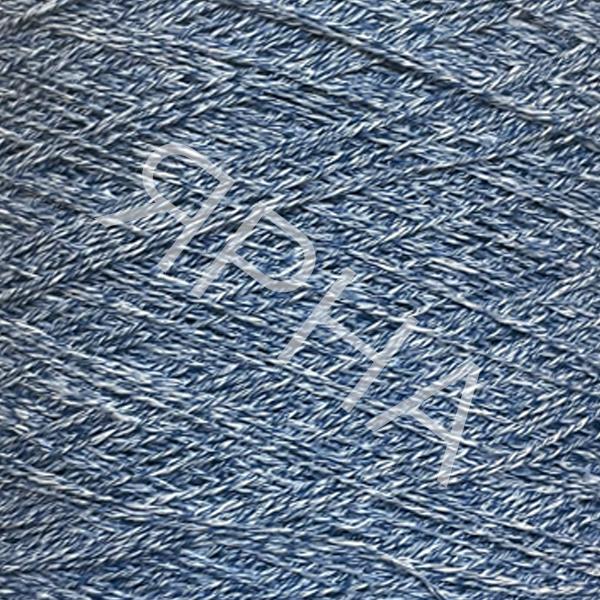 Лен 100% конус 4800 16 джинс меланж Botto Giuseppe