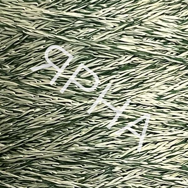 Шелк 100% конус 3200 EXODUS 79 св зеленый меланж Лоро Пиана