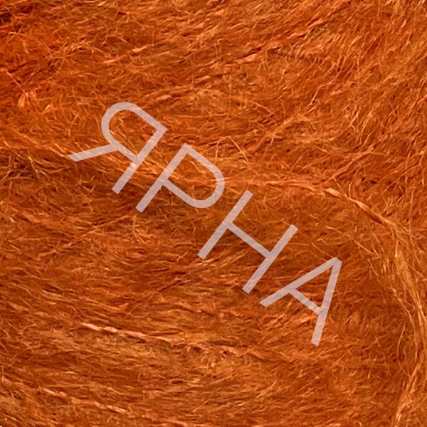 Супер кид мохер Изабелла 6521 оранж ILARIA