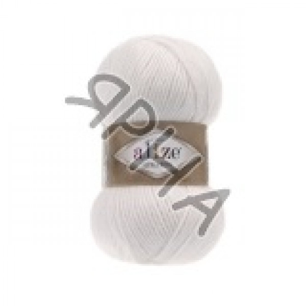 Yarn Alpaca royal Alize (Ализе) #     55 [белый]