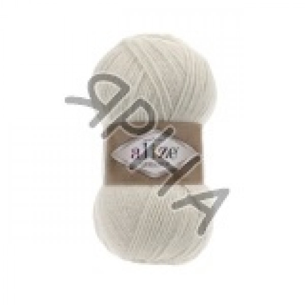 Yarn Alpaca royal Alize (Ализе) #    152 [беж меланж]