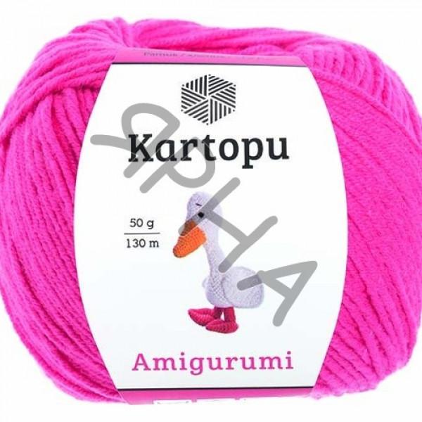 Yarn Amigurumi Картопу #    771 [малина]