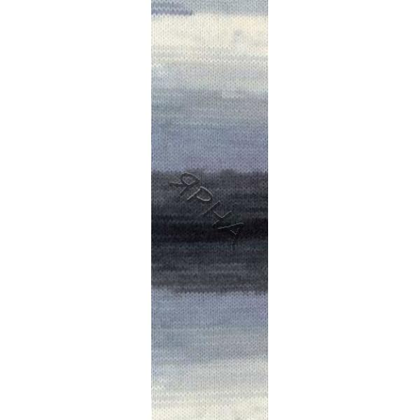 Пряжа в мотках Ангора Голд Батик Alize (Ализе) #   1900 [меланж]