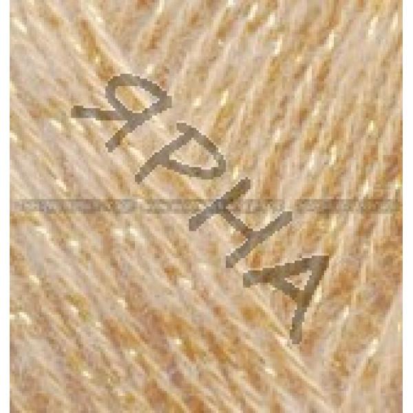 Yarn Angora gold simli Alize (Ализе) #     95 [св-беж]