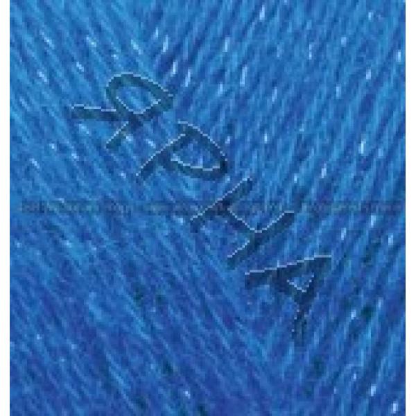 Yarn Angora gold simli Alize (Ализе) #    636 [василек]