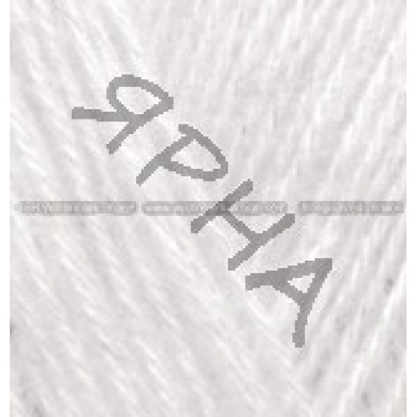Пряжа в мотках Ангора голд симли Alize (Ализе) #    599 [слон кость]
