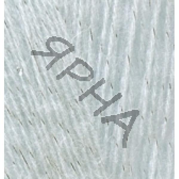 Yarn Angora gold simli Alize (Ализе) #    514 [св.серый]