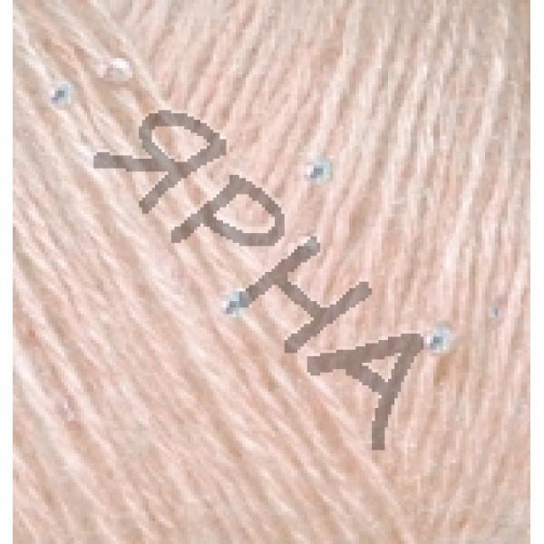 Yarn Angora gold star Alize (Ализе) #    161 [пудра]
