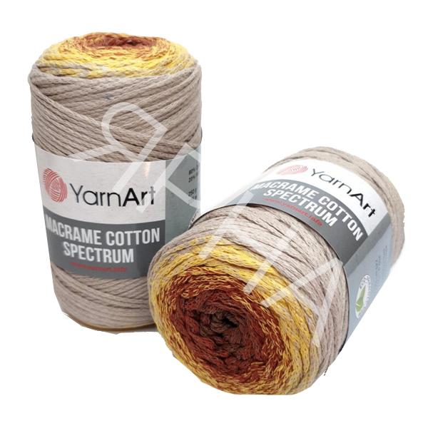Макраме Коттон Спектрум 1325 YarnArt (РАМ)